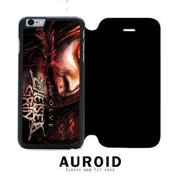 Chelsea Grin 3 iPhone 6S Plus Flip Case Auroid
