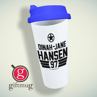 Dinah Jane Hansen Fifth Harmony Double Wall Plastic Mug