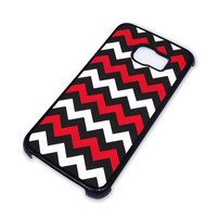 RILEY BLAKE CHEVRON Pattern Samsung Galaxy S6 Edge Case