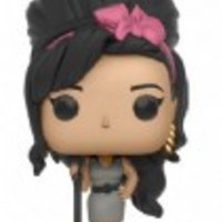 Funko Pop Rocks, Amy Winehouse, Amy Winehouse #48