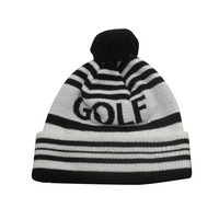 STRIPED HOCKEY WHITE BEANIE – Odd Future