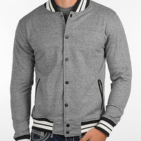 Brooklyn Cloth Fleece Varsity Jacket