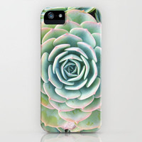 Happy Succulents iPhone Case by RichCaspian | Society6