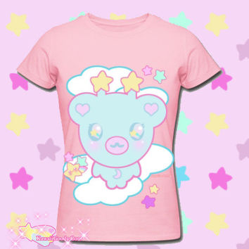 Trixie the Space Alien  Shirt (AA)