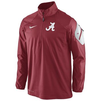 Nike Alabama Crimson Tide 2015 College Football Playoff Defender Dri-FIT Hybrid On-Field Jacket - Men