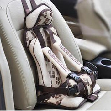 Baby Car Seat Isofix,Car Seats Children Age:7 Months- 4 Years Old,Car Seat Belt for Child,Baby Toddler Car Safety Booster Seat
