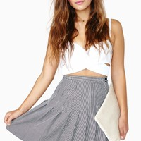 Keep The Beat Skirt