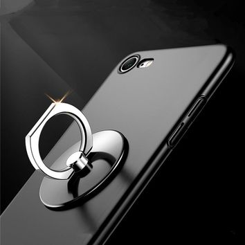 Universal Finger Ring Mobile Phone Grip Stand Holder Accessories