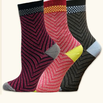 Dress Socks - Arrow