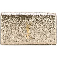 Saint Laurent 'monogram' Clutch - Vitkac - Farfetch.com