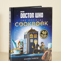 Doctor Who: The Official Cookbook | Mod Retro Vintage Books | ModCloth.com