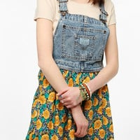 Urban Renewal Overall Floral Dress