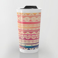 SURF TRIBAL II Travel Mug by Nika | Society6