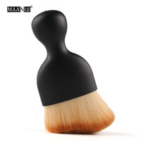 New Style Contour Foundation Brush S Shape Cream Makeup Brushes Loose Powder Brush Multifunctional Make Up Brushes