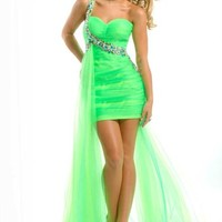 Party Time Gown 6008 Prom Dress - PromDressShop.com