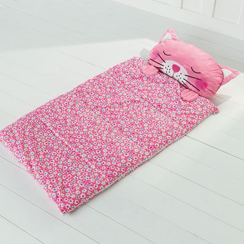 Jumping Beans Kitty Sleeping Bag