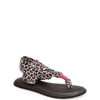 Sanuk 'Yoga Sling' Sandal (Little Kid & Big Kid)