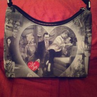 I Love Lucy collectors purse.