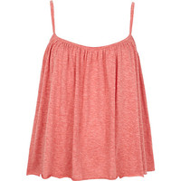 River Island Womens Red babydoll cami top