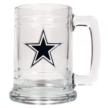 Dallas Cowboys Beer Mug (Engravable)