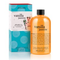vanilla jasmine shower gel | philosophy bath & shower gels