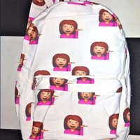 SWEET LORD O'MIGHTY! SASSY BISH BACKPACK