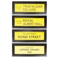 Special London Signs