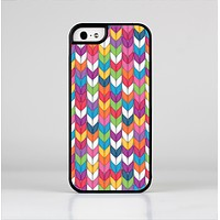 The Color Knitted Skin-Sert for the Apple iPhone 5-5s Skin-Sert Case