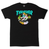 Thrasher Magazine Shop - Babes T-Shirt