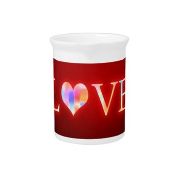 Love Drink Pitcher