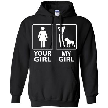 Your Wife My Wife Pitbull Shirt  Gift For Pit Bull Lover