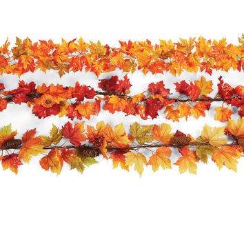 Ashland™ Fall Garland