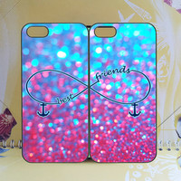 Best friends -Samsung Note3 Case,Samsung S4 Active,Samsung S4 Case,ipod 5 case,iPhone 5C Case,iPhone 5S Case,any two can match