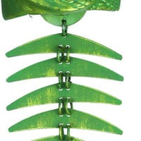 Bass Fish Wind Chime