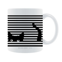 Cat Stripes Mug