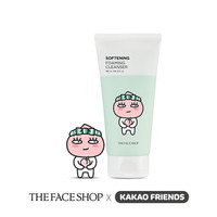 [THE FACE SHOP] Softening Foaming Cleanser [APEACH]
