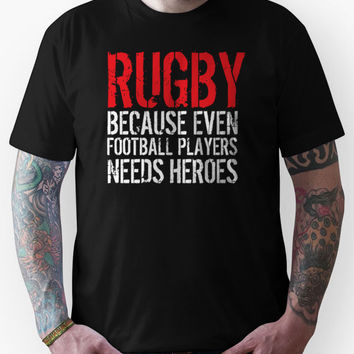 Funny 39 Rugby Because Even Football From Redbubble Funny
