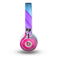The Radiant Color-Swirls Skin for the Beats by Dre Mixr Headphones