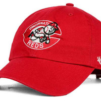 Cincinnati Reds MLB Core '47 CLEAN UP Cap