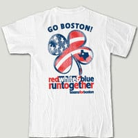 Texans for Boston Tee