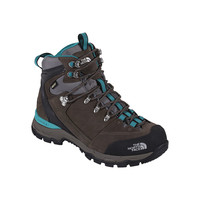 The North Face Verbera Hiker II GTX Hiking Boot - Women's Weimaraner Brown/Jaiden Green,