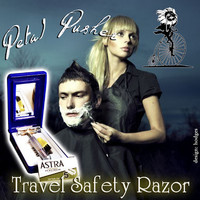 Butterfly Style Travel Safety Razor
