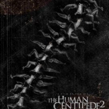 Human Centipede 2 Movie Poster 24x36 #01
