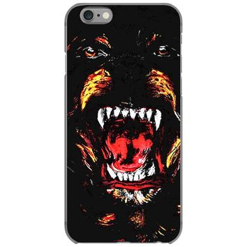 givenchy dog iPhone 6/6s Case