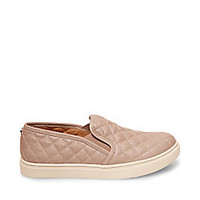 Leather Slip On Sneakers | Steve Madden ECENTRCQ