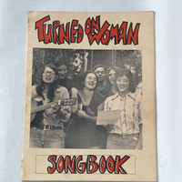 """1975 """"Turned on Woman"""" Songbook Softcover Magazine Book RUTH MOUNTAINGROVE"""