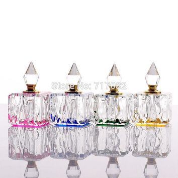 3ML High-quality Crystal Mini Perfume Bottle also great for Essential Oils