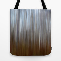In to the trees.. Tote Bag by Bruce Stanfield