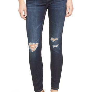 BLANKNYC Distressed Skinny Jeans (Fully Loaded) | Nordstrom