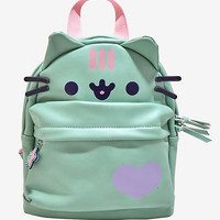 Pusheen Mint Mini Backpack